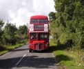 1967, Routemaster bus, RMl2666_1