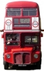 1967, Routemaster bus, RMl2666_2