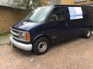 Chevrolet Express panel van_1