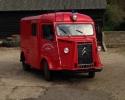 1969 HY Van pompiers fire truck_2