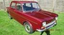 1967 Simca 1000 GLS saloon._1