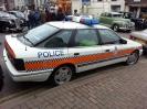 1992 mk3 Ford Granada 2.9i 4x4 Derbyshire Police Car_3
